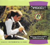 Augustus Pablo - King David's Melody (Greensleeves / VP) CD